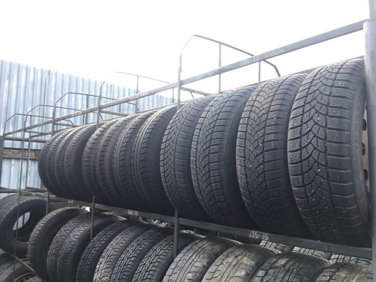 Flera typ av däck på Bilskroteniwarberg.se